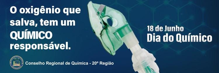 Oxigênio que salva